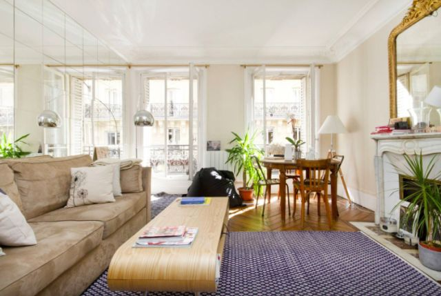 10 Quintessential Things You'll Find in Every Paris Loft  - TownandCountryMag.com