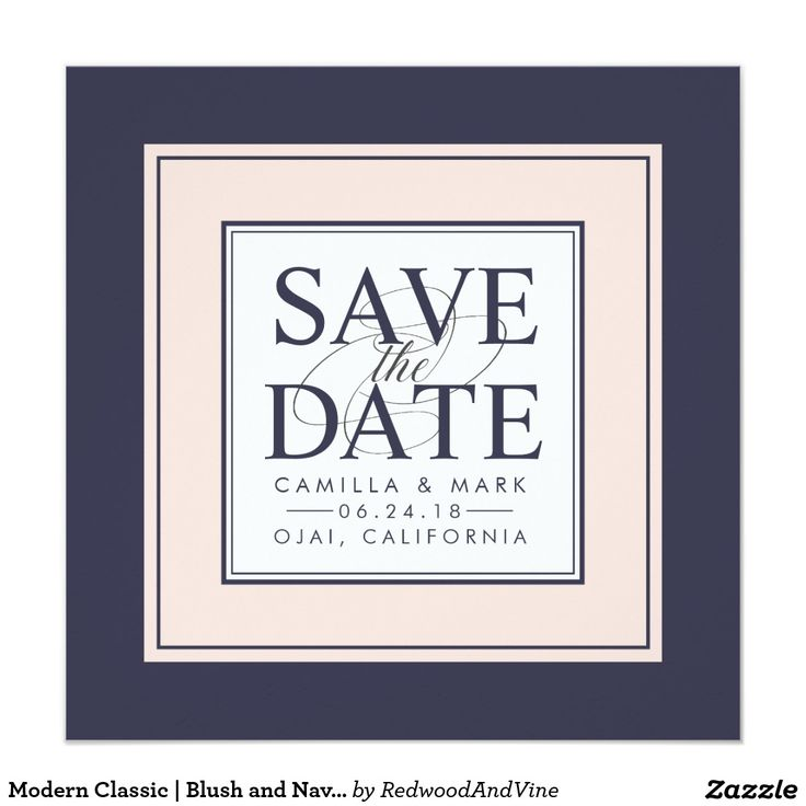 Best  Navy Save The Dates Ideas On   Save The Date