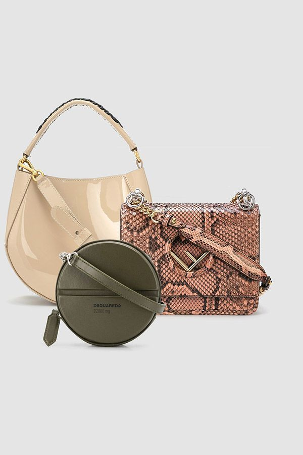 These are the Pocket Trends 2019: Last season's micro bags are no longer …… – Design