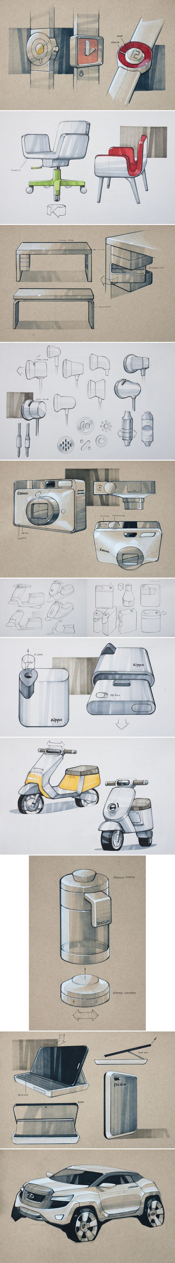 #id #design #product #sketch: