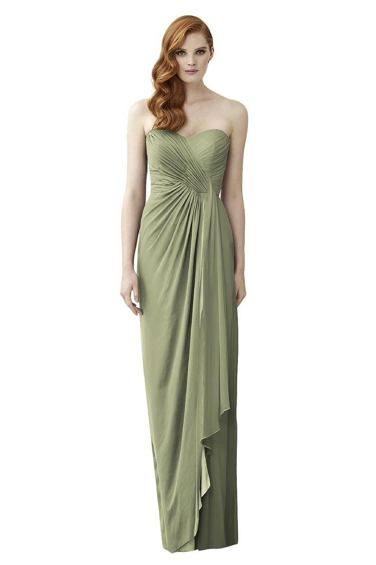 296 best country brides and gents images on pinterest dessy dessy 2956 bridesmaid dress in sage green in chiffon ombrellifo Image collections