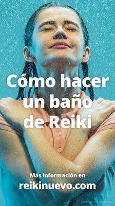 Cómo hacer un baño de #Reiki + info https://www.reikinuevo.com/como-hacer-bano-reiki/