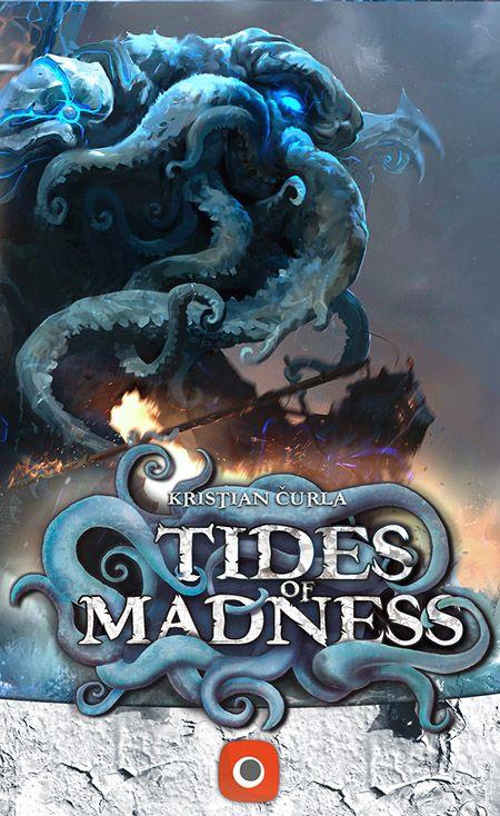 Retrospelbutiken.se - Tides of Madness (Brädspel)
