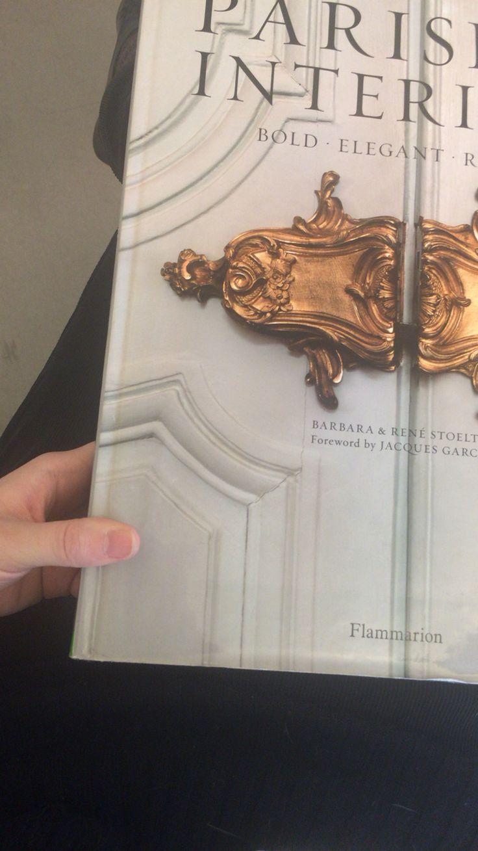 Interior book