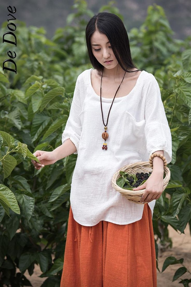 De Dove 2016 cotton linen women's new loose simple original half sleeve T-shirt Plus Size batwing sleeve casual  t shirt Tops