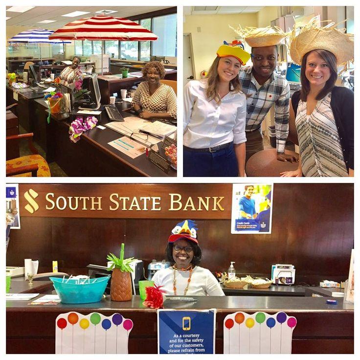 Last month our Savannah Mall branch had a fun summer themed customer appreciation day.