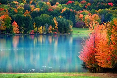 Pennsylvania Autumn Pictures | ... camera to capture the beauty of the state and the autumn paradise