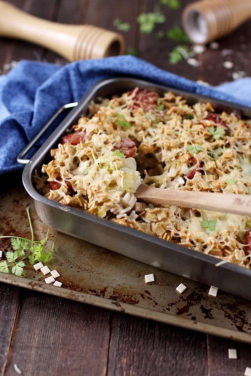 """Les crozets sont des petites pâtes carré au sarrasin d'origine savoyarde. J'en ai déjà cuisiné, notamment en """"risotto"""" avec du Beaufort et de la viande des"""