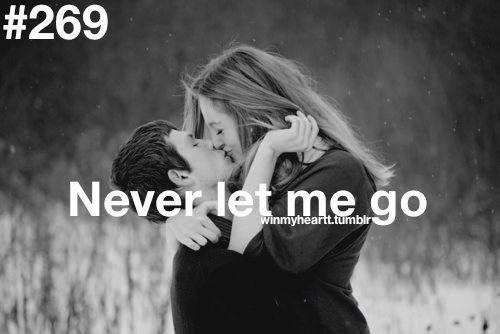 never let me go tumblr | Found on tumblr.com