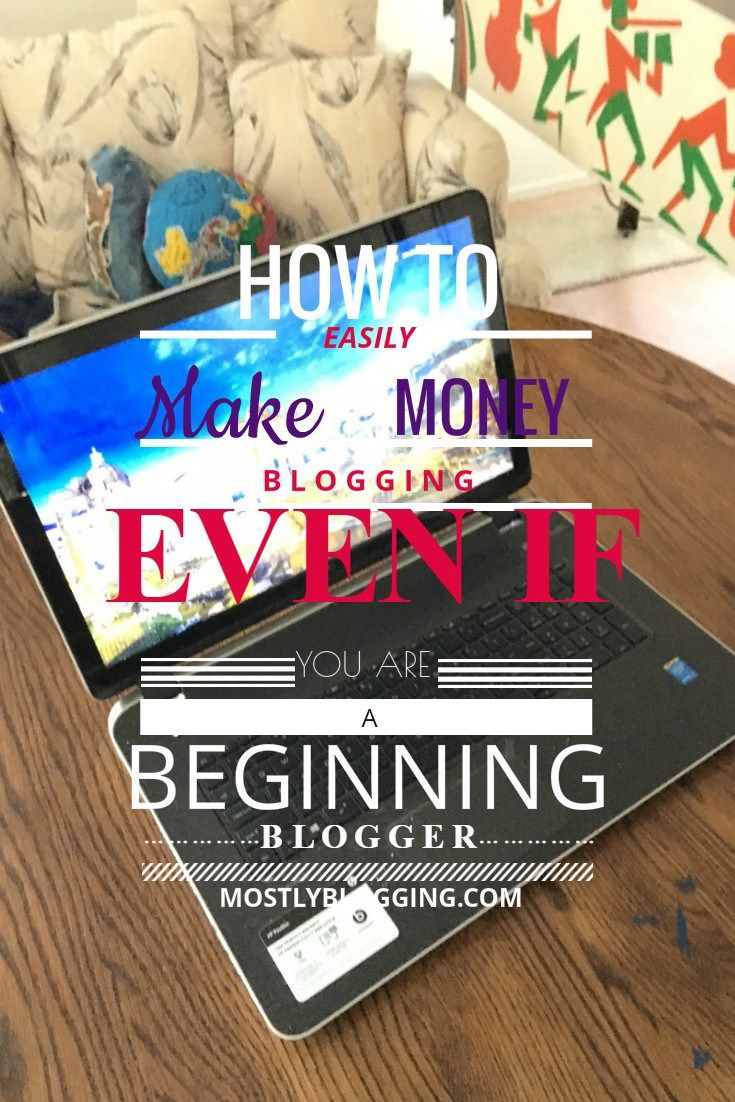 A guide to how to #MakeMoneyBlogging even if you are a new blogger #BlogMonetization