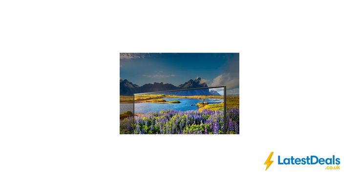 """LG 43"""" Smart LED TV Free Delivery, £299 at Currys PC World"""
