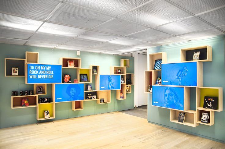 Aabenraa Bibliotek, Danmark