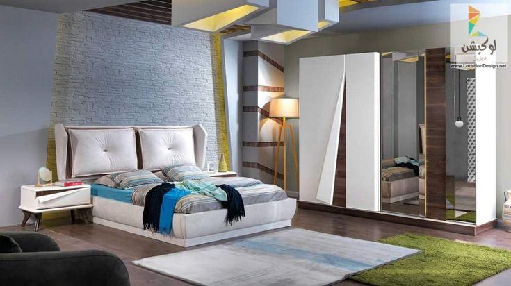 احدث كتالوج صور غرف نوم 2017 2018 Bedroom Designs Bedroom Bed Design Bedroom Headboard Wardrobe Door Designs