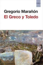 El Greco y Toledo de Gregorio Marañon-El talento pictórico del Greco, notable desde su juventud, solo alcanzó las más cotas altas de genialidad en su época de madurez, después de haberse establecido definitivamente en Toledo. Es una espléndida y sensible aproximación a la obra artística del Greco, así como un fascinante viaje al Toledo de los siglos XVI y XVII.