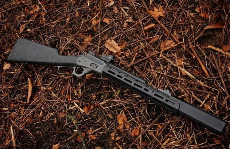 Tactical .357 Lever Action