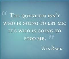 Bam.Atlas Shrugs, Go Girls, Remember This, The Fountainhead, Life Mottos, Well Said, Favorite Quotes, Aynrand, Ayn Rand