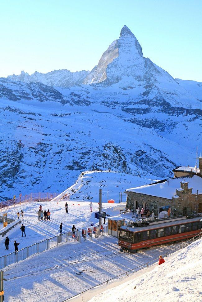 The best European ski resorts by rail