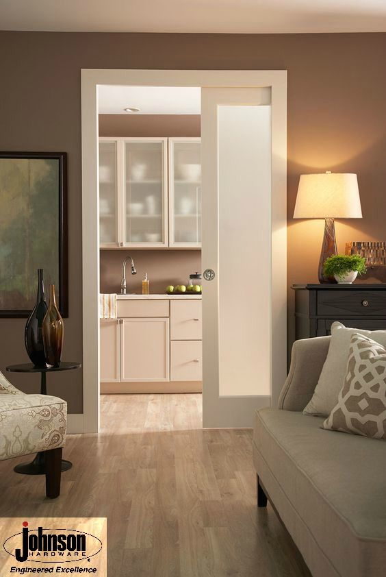 Make A Statement While Opening Up Space! We Are Inspired By The Charming Pocket  Door