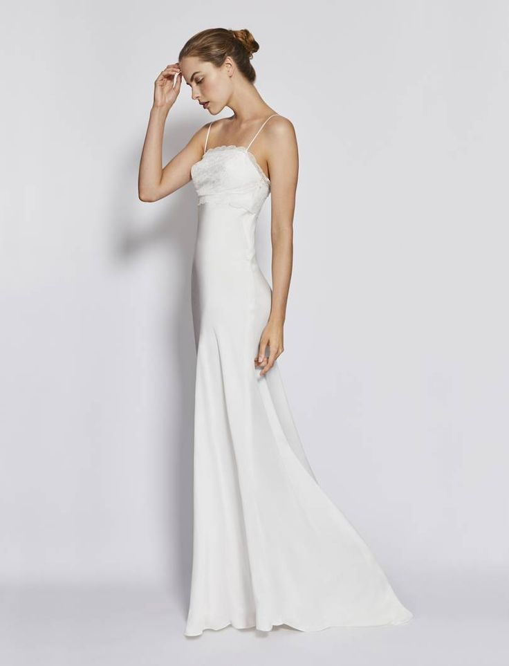 The 1336 best Wedding Dresses images on Pinterest