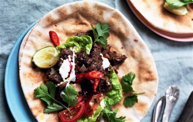 Uhm! Hjemmelavet Shawarma
