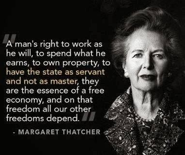 The undemocratic EU is opposite to Maggie's quote -  Margaret Thatcher, October 10, 1975, Speech to Conservative Party Conference