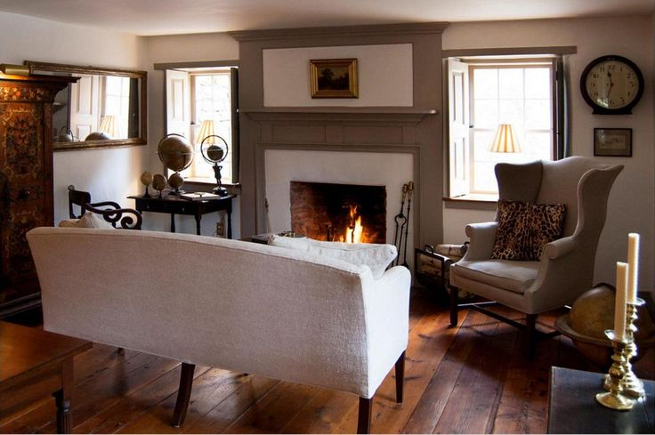 NJ Row House 1810 . http://www.houzz.com/ideabooks/31175676/list/houzz-tour-a-historic-remodel-keeps-the-romance-alive