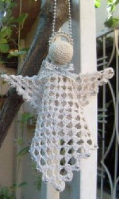 398 best crochet angels images on Pinterest | Crochet angels ...