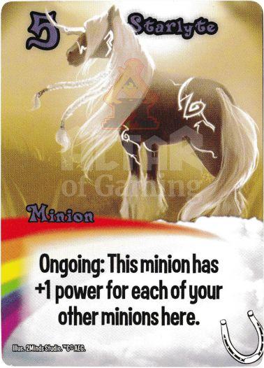 Starlyte - Mythic Horses - Smash Up Card | Altar of Gaming
