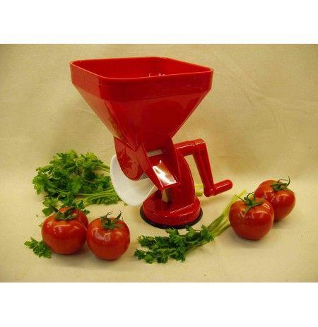 Τοματομηχανή πλαστική για σάλτσα τομάτας