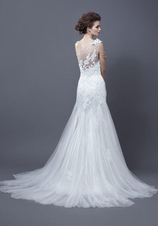 29 best Enzoni images on Pinterest | Wedding frocks, Short wedding ...