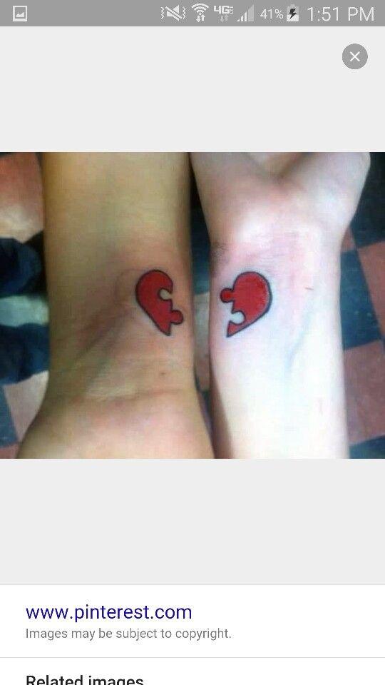 die besten 25 partnertattoo puzzle ideen auf pinterest partner tattoos puzzle partner tattoo. Black Bedroom Furniture Sets. Home Design Ideas