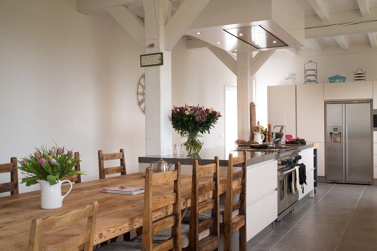 Tieleman Exclusief keuken (model: Nextline NL110)  - Tieleman Keukens