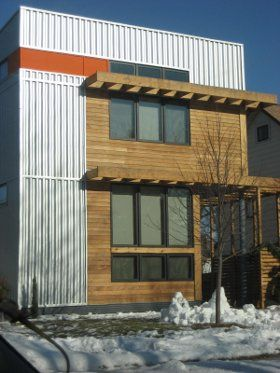 Best 65 Best Images About Corrugated Metal Siding On Pinterest 400 x 300