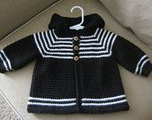 ForBabyCreations Handmade Tunisian Crochet Baby Sweaters and more!