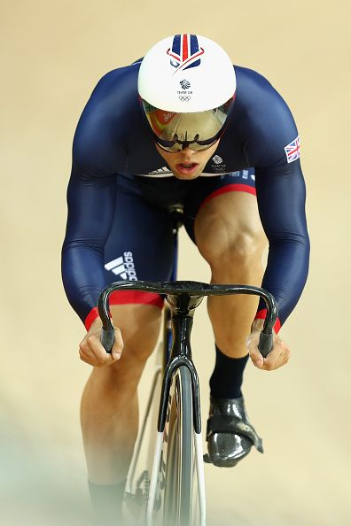 Ryan Owens of Great Britain and Team GB in action during training at the Rio Olympic Velodrome on August 9 2016 in Rio de Janeiro Brazil