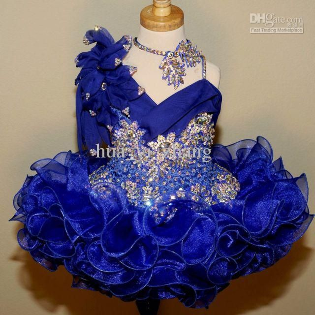 Cheap cupcake pageant dresses