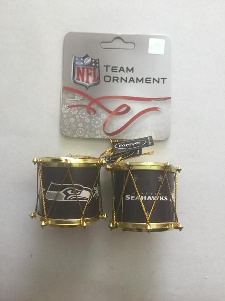 Seattle Seahawks Team Ornament – Shopping Serendipity