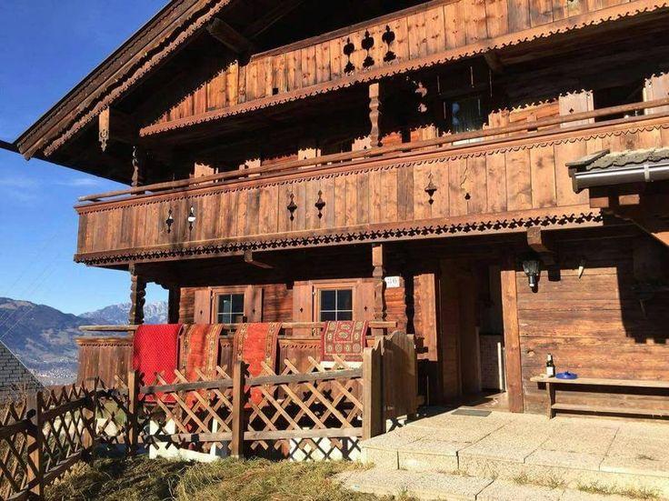 Schau Dir dieses großartige Inserat bei Airbnb an: Hütte im Zillertal Ferienhaus Tratl - Häuser zur Miete in Stummerberg