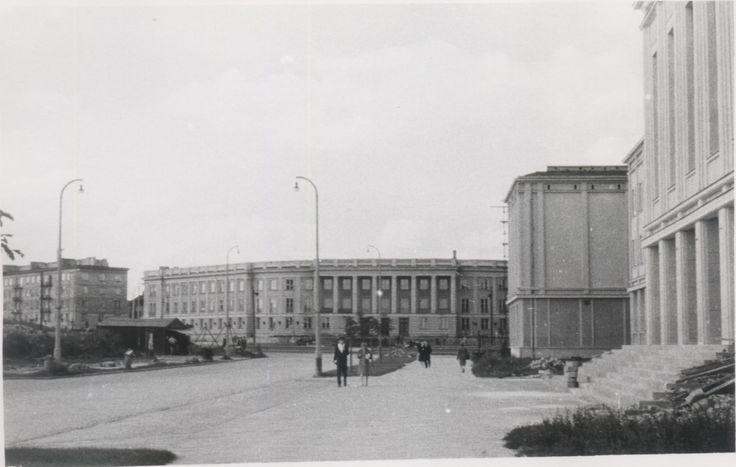30. ul. M.C. Skłodowskiej , Białystok, 1966r.