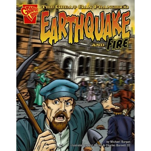 99 best san francisco literature of or about images on pinterest capstone press in graphic novel format tells the story of the great san francisco earthquake of 1906 and the subsequent fires provided fandeluxe Gallery