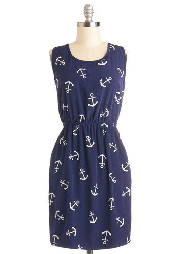 Hooked on Haute Dress, #ModCloth