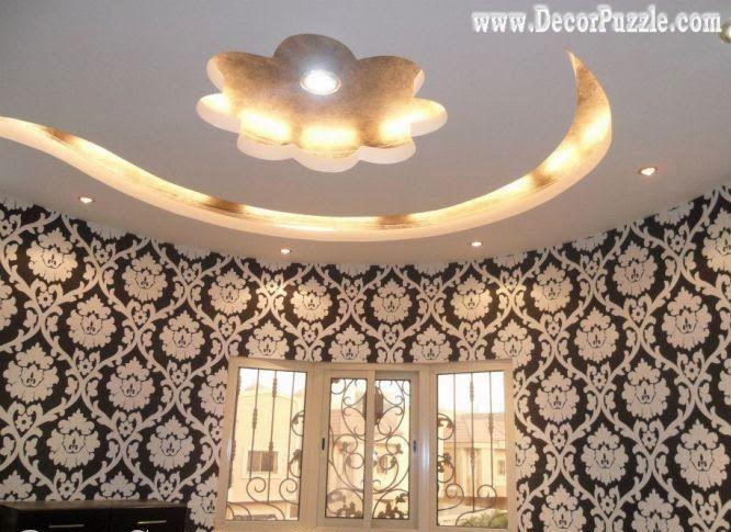 Best 25 pop ceiling design ideas on pinterest false for False ceiling lighting ideas