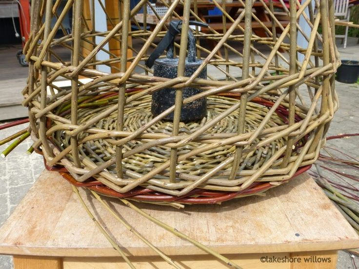 Basket weaving tips : Best punontatekniikat images on basket