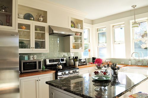 Love most everything about this kitchen