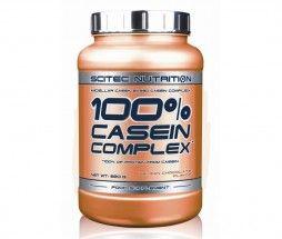 Proteina Lapte 100% - Casein complex - Scitec Nutrition cu absorbtie lenta