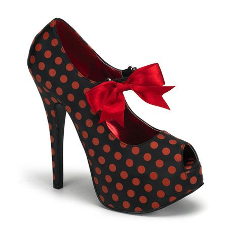 """Bordello Shoes 