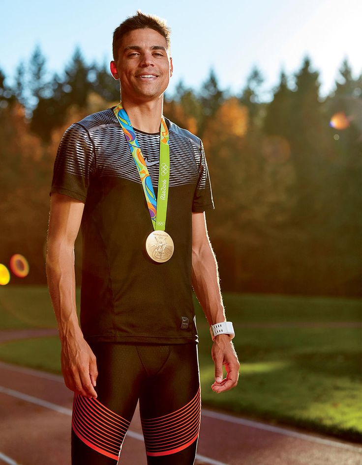 The Gold Medalist: Matthew Centrowitz His 1500-meter gold in Rio was the first for an American in that distance since 1908