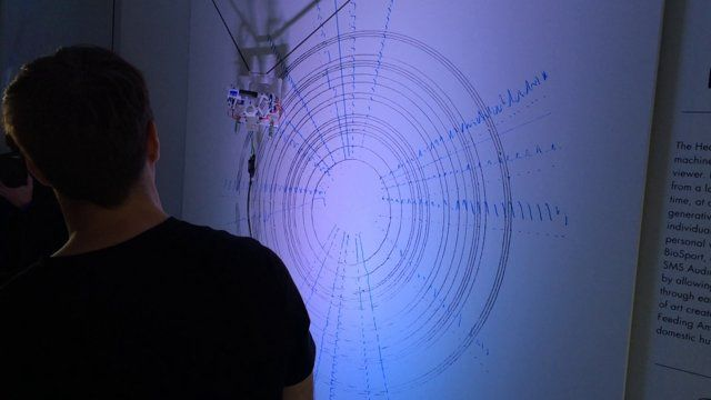 Last week, Sid Lee New York launched Intel's collaboration with SMS Audio at the New Museum and this is the crazy installation created for the event.