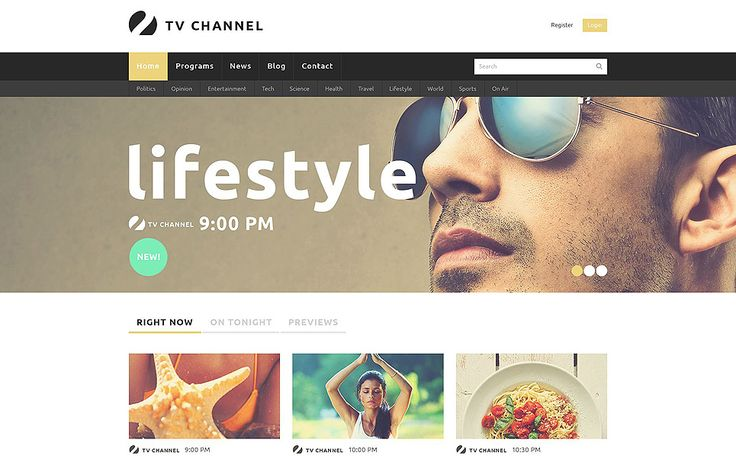 Online TV Channel Joomla Template - TV Channel Templates  #Additional_Advanced_Theme_Options #Alternative_Module_Layouts #Back_To_Top_Button #Commenting_System #Crossbrowser_Compatibility #Dropdown_Menu #Favicon #Google_Map #Google_Web_Fonts #MegaMenu #Modules_Bundle_Install #Quickstart_Package #Sample_Content #Sliced_PSD #Social_Options #Sortable_Gallery #Tooltips Link: https://goo.gl/MZkHMi
