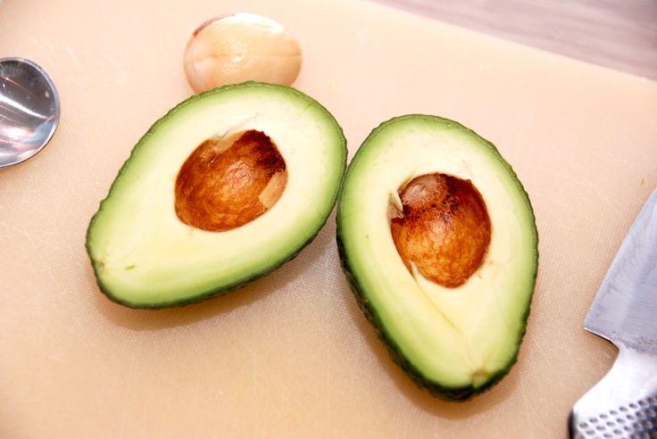 Verdens bedste guacamole (uden creme fraiche)